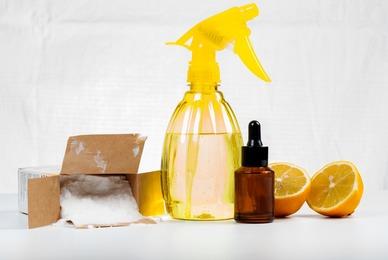 Notre droguerie écologique pour des produits d'entretien fait maison