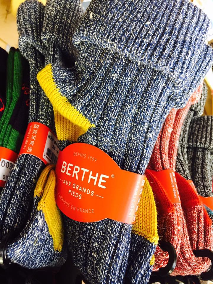 nouvelle collection  de chaussettes 2019/2020